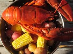 I want to try this so bad. Lobster boil. Yumm