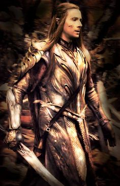 Feren the Hobbit Mirkwood Elves, Lotr Elves, Legolas, Hobbit Costume, Elf Warrior, Shadow Of Mordor, Elf Art, O Hobbit, High Elf