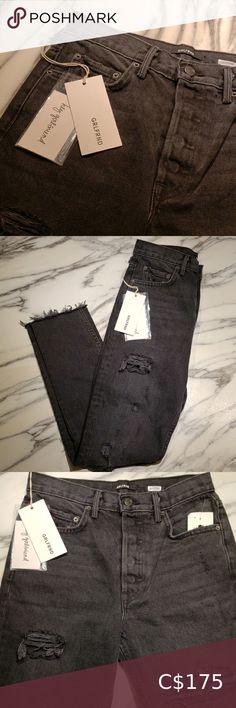 I just added this listing on Poshmark: Grlfrnd - Karolina High-Rise skinny jeans. Denim Jeans, Black Jeans, Skinny Jeans, Plus Fashion, Fashion Tips, Fashion Trends, Pocket, Stylish, Cotton