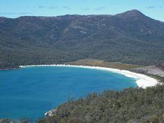 Wineglass Bay - Tasmanien - Australia