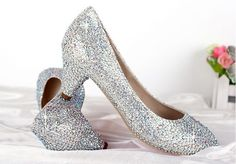 Silver Low Heel Wedding Shoes | 45 Best Wedding Shoes Images Sandals Shoe Boots Vintage Shoes
