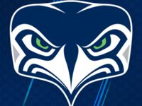 The Seattle Seahawks unveiled a new alternate logo via their Facebook page yesterday.