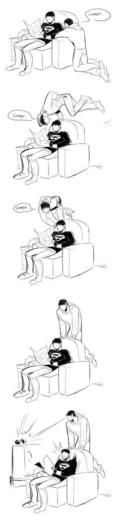 Superboy and Match