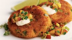 Incorporating a new recipe at every meal is a challenge Sharman Schubert made these fritters when trying to re-create a meal she had on a trip to Antigua. 3rd