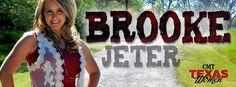 CMT's Brooke Jeter - Barrel Racer - Royal Champion Rider