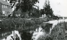 Roordahuizum Haven 1960