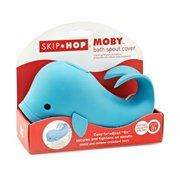 Moby Bath Spout Cover  by Skip Hop  $16.00