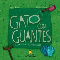 Gato con guantes - Libro infantil (Ed. Tres en Línea)