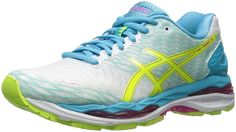 ASICS Women's Gel-Nimbus 18 Running Shoe * New and awesome product awaits you, Read it now  : Athletic sneaker shoes