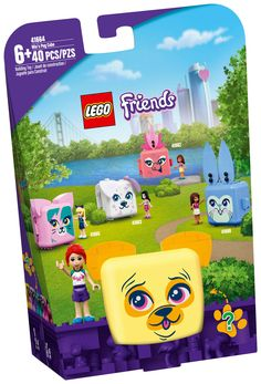 Lego Friends, Lego Duplo, Lego Sets, Pet Toys, Doll Toys, Cubes, Lego Construction, Birthday Gifts For Kids, Dog Biscuits