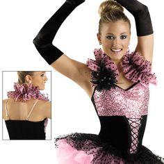 Dance costumes.