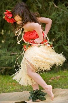 Dança Tribal... Havaiana...