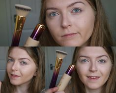 FIRST IMPRESSION: #Tarte Rainforest of the Sea Foundation #firstimpression #foundation #review