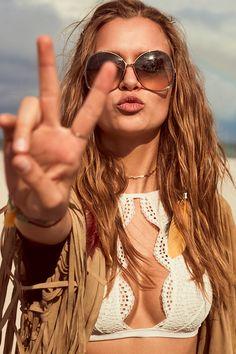 It's not a festival without fringe. | Victoria's Secret