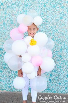 35 Homemade Halloween Costumes for Kids - Easy DIY Kids Halloween Costumes