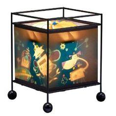 Amazon.com: KID'S MEME ROBOTS DESIGN ROUND MAGIC REVOLVING LAMP-KL548: Home Improvement