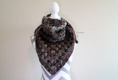 Granny Triangle Shawl for Web