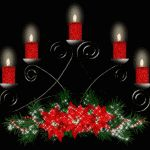 Navidad/Postales/Velas