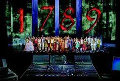 1789 - Une Lawo MC2 en comédie musicale