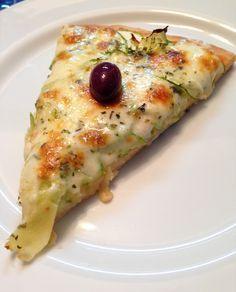 Outra receita de massa de pizza sem gluten