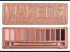 GIVEAWAY NAKED 3!