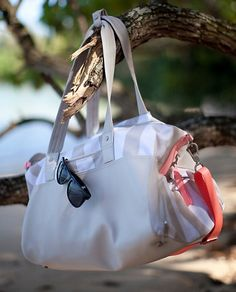97e63a31fe Could use a cute gym bag like this!