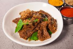 Stir fried coconut beef