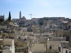 Matera, Basilicata Italy