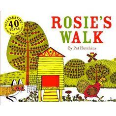 Read It Daddy!: Rosie's Walk