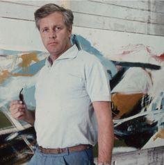 Peter Lanyon, July 1962