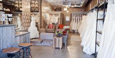 flagship salon | Haute Bride™ flagship salon | couture bridal gowns and accessories