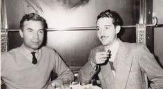 Porfirio Rubirosa & Ramfis Trujillo 1952