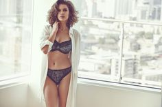 Fantasie Susanna Underwired Bra Set in Moonlight #SecretsOfTheCity #AW14Lingerie #figleaves