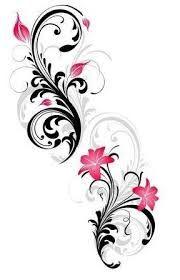 tribal tattoo rose - Recherche Google