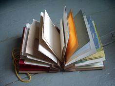 Come learn how to make your own books!