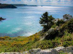 Une autre belle photo photo de la presqu'ile de Crozon par OlyaA.  La presqu'ile est un lieu enchanteur avec de nombreux villages d'intérêt: Landevennec, Morgat, Camaret et bien entendu Crozon.  Notre site regorge d'informations sur la presqu'ile de Crozon et sur le Finistère.
