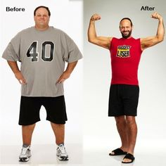 Before and After Pictures: The Biggest Loser, Season 12