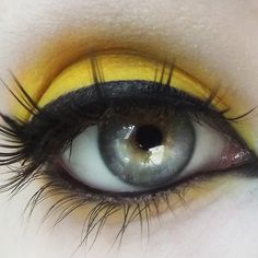 yellow~ Be bold!