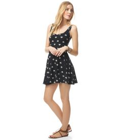 Hearts Print Dress