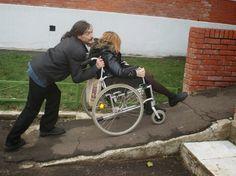 В рамках капитального ремонта будут переоборудоваться дома под нужды инвалидов