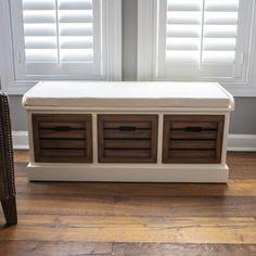 Window Seat Storage Bench, Storage Bench Seating, Window Benches, Cubby Storage, Bench With Shoe Storage, Storage Cabinets, Storage Drawers, Bathroom Bench Seat, Kitchen Storage Bench