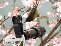 Smartphone Telephoto PRO Clear Image Camera Lens #lens, #PhoneAccessories, #photography
