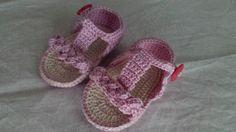 Phatufa - sandálias bebé