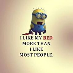I Like My Bed More Than I Like Most People Pictures, Photos, and Images for Facebook, Tumblr, Pinterest, and Twitter