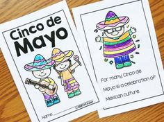Cinco de Mayo Book f