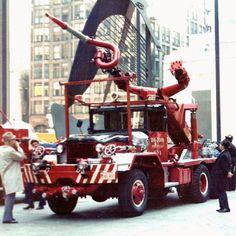 Chicago FD Unit 6-7-3 - Deluge Unit aka Big John. ★。☆。JpM ENTERTAINMENT ☆。★。