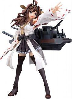 PSL Phat Company Kantai Collection Kan Colle Kongo 1/7 Complete Figure Anime JPN