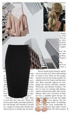 """""""Untitled #595"""" by cristina-974 on Polyvore featuring Balmain, River Island, Stuart Weitzman, Tate and Tiffany & Co."""