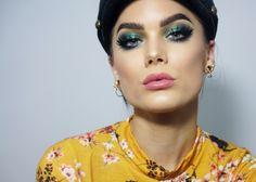 ideas for nails green dark linda hallberg Old Makeup, Beauty Makeup, Hair Makeup, Hair Beauty, Makeup Brush, Beauty Stuff, Beauty Hacks, Makeup Inspo, Makeup Inspiration