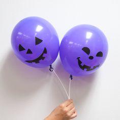 Halloween -ハロウィン -DIYジャックオーランタン -パンプキンフェイス -Printables -無料テンプレート|ARCH DAYS